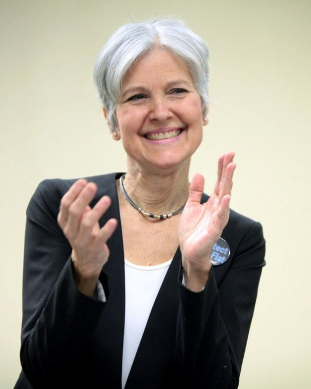 Jill Stein Under Investigation For Russia Collusion Promo Image