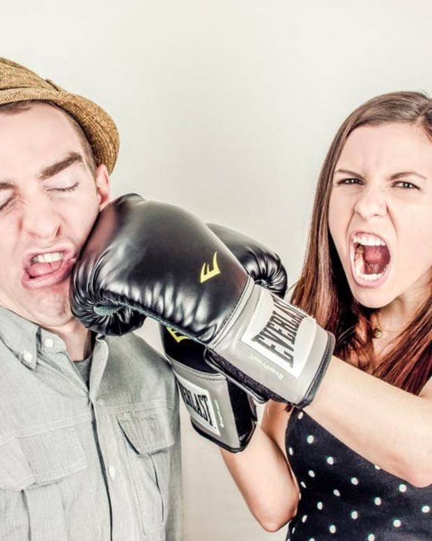 Woman Gets Her Revenge On Husband Promo Image