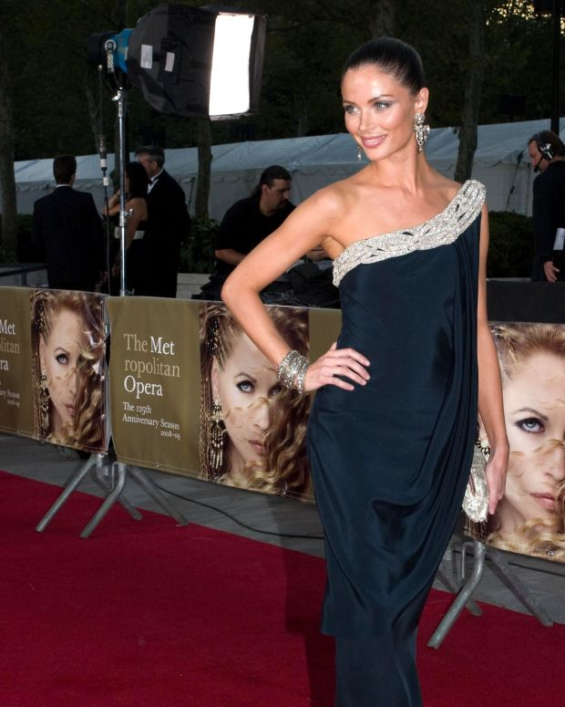 Georgina Chapman Leaves Harvey Weinstein Promo Image