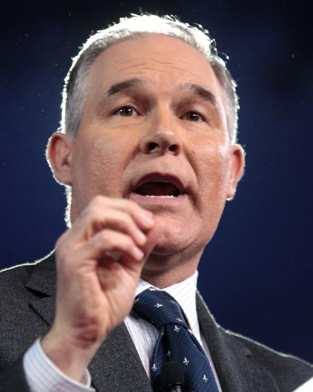 EPA Seeks To Scrap Clean Water Rule Promo Image