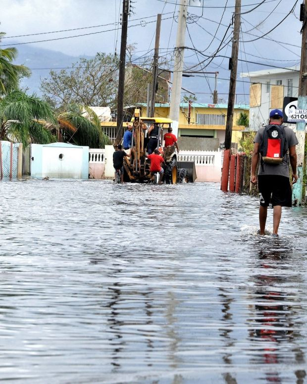 Oxfam Blasts US Response For Puerto Rico Promo Image