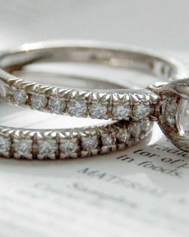 Family Finds Lost Wedding Ring In Toilet After 11 Years (Photos) Promo Image