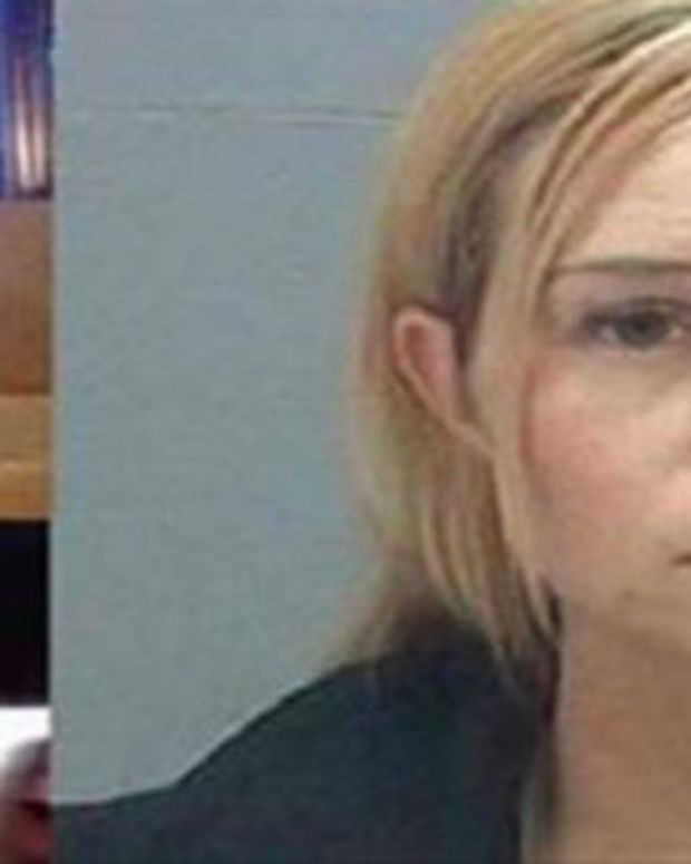 Woman Charged After Husband Discovers What She Had Been Sneaking Around And Doing Promo Image