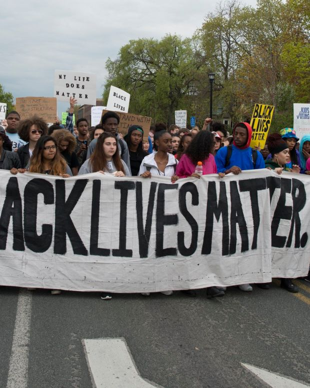 Judge Rules Black Lives Matter Cannot Be Sued Promo Image