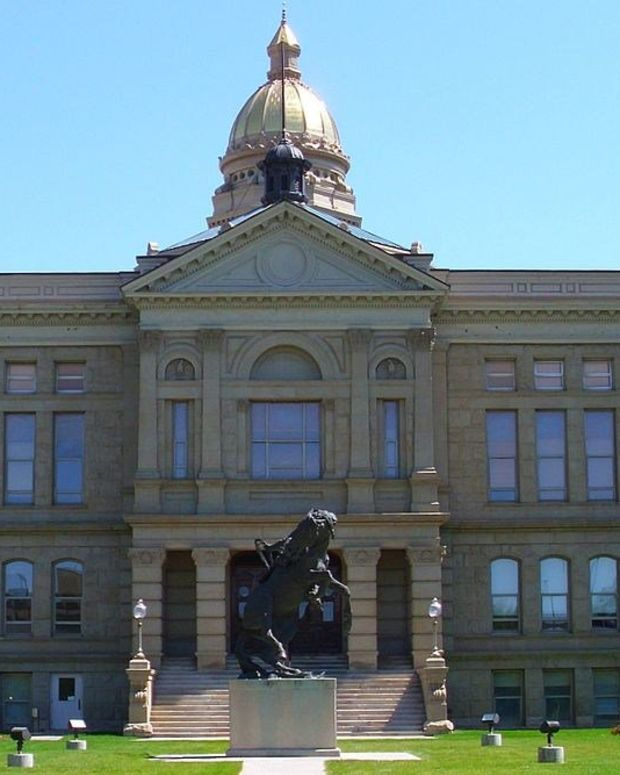 Woman Accuses Wyoming Politician Of Sexual Assault Promo Image