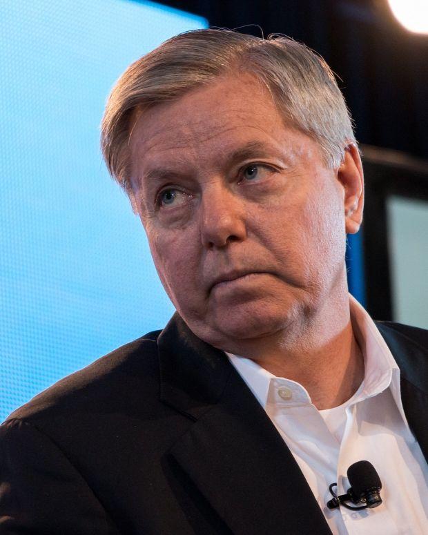 Graham: Democrats Should Support Trump On North Korea Promo Image