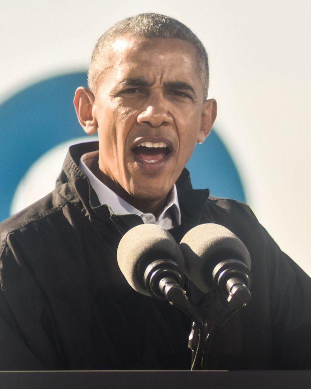Obama Blasts Latest ACA Repeal Effort Promo Image