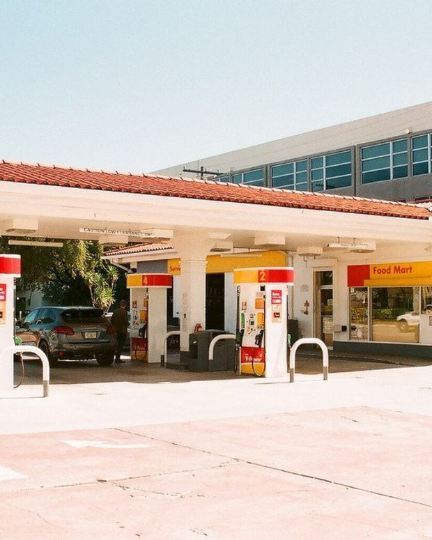 Gas Stations Common Target Of 'Sliding' Thief Technique (Photos) Promo Image