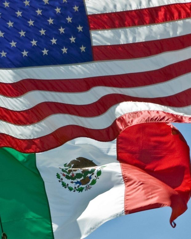 Mexico Won't Pay For Wall, Negotiate NAFTA On Twitter Promo Image