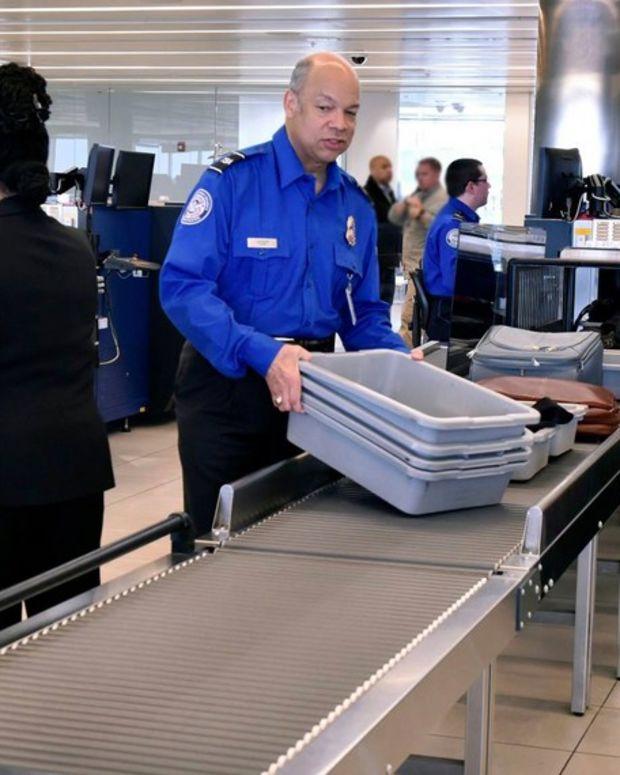 Female TSA Agent Mistakes IUD For IED Bomb Promo Image