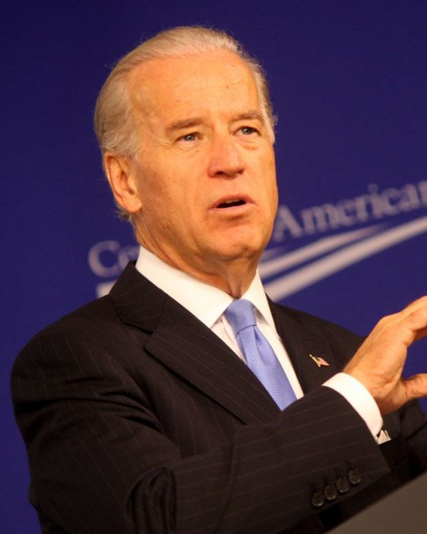 Joe Biden Calls President Trump A 'Joke' Promo Image
