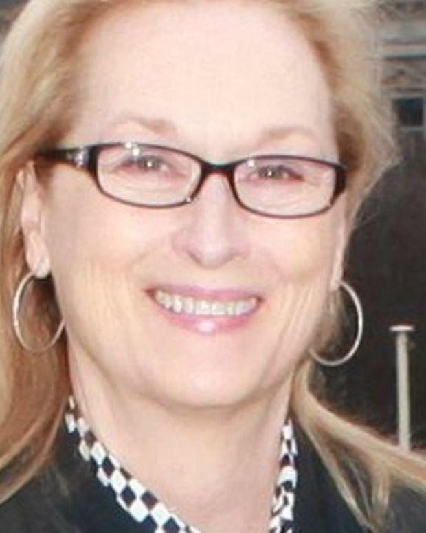 Meryl Streep Calls Out Melania And Ivanka Trump Promo Image