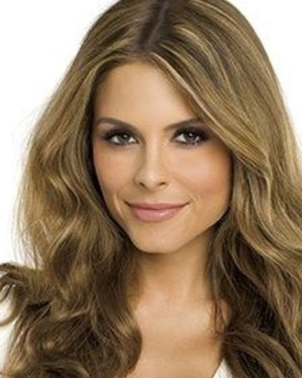 Maria Menounos Reveals Brain Tumor Diagnosis Promo Image