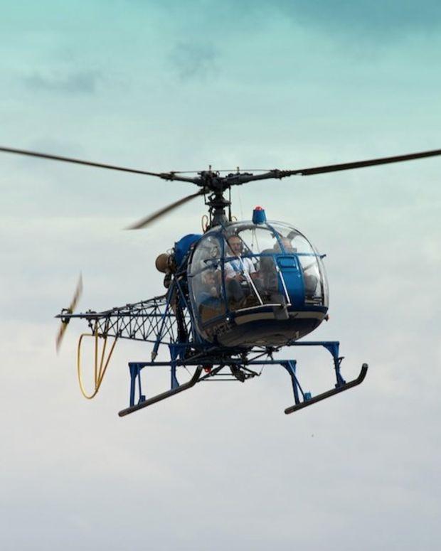 Bride Dies In Helicopter Crash En Route To Her Wedding (Video) Promo Image