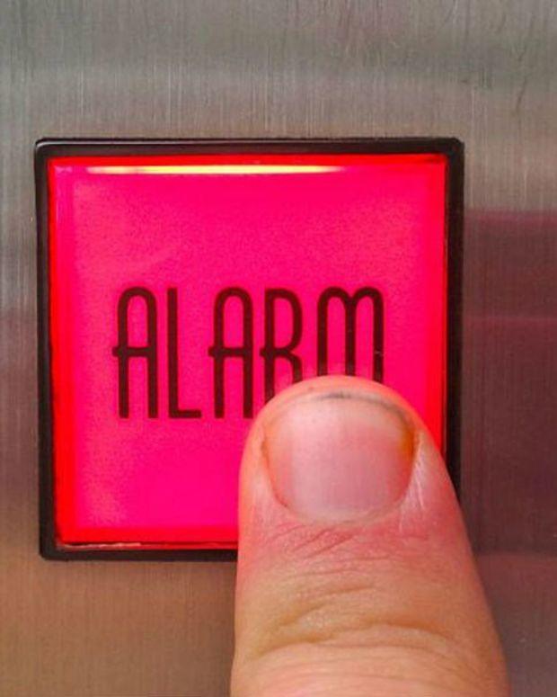 Elderly Man Found Dead In Elevator (Photos) Promo Image