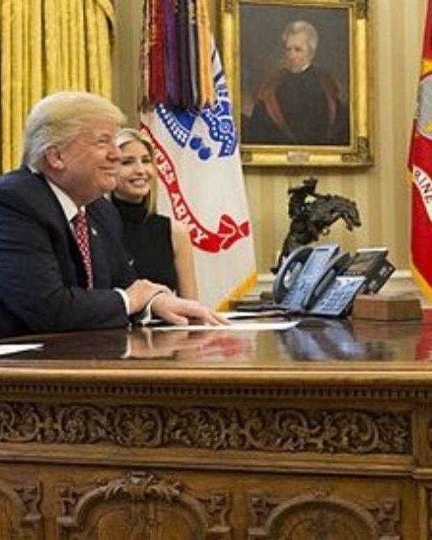 Hillary Clinton Accuses Ivanka Trump Of 'Lip Service'  Promo Image
