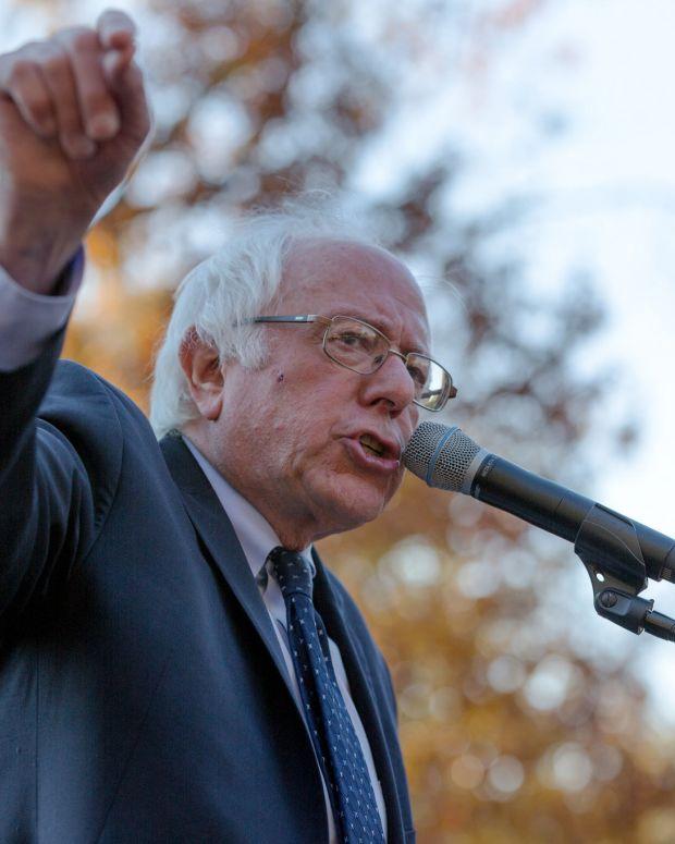 Democrats Backs Sanders' Single-Payer Health Care Bill Promo Image
