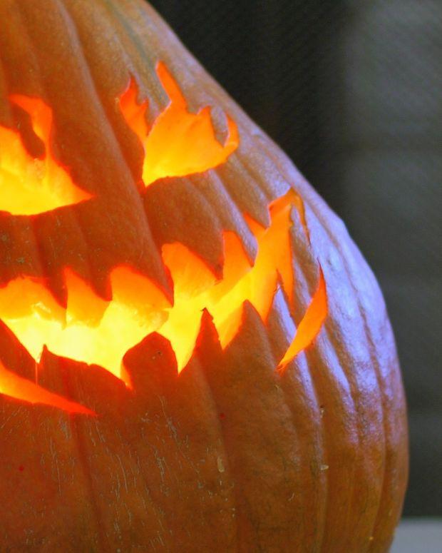 Neighbors Shocked By Man's Halloween Message (Photos) Promo Image