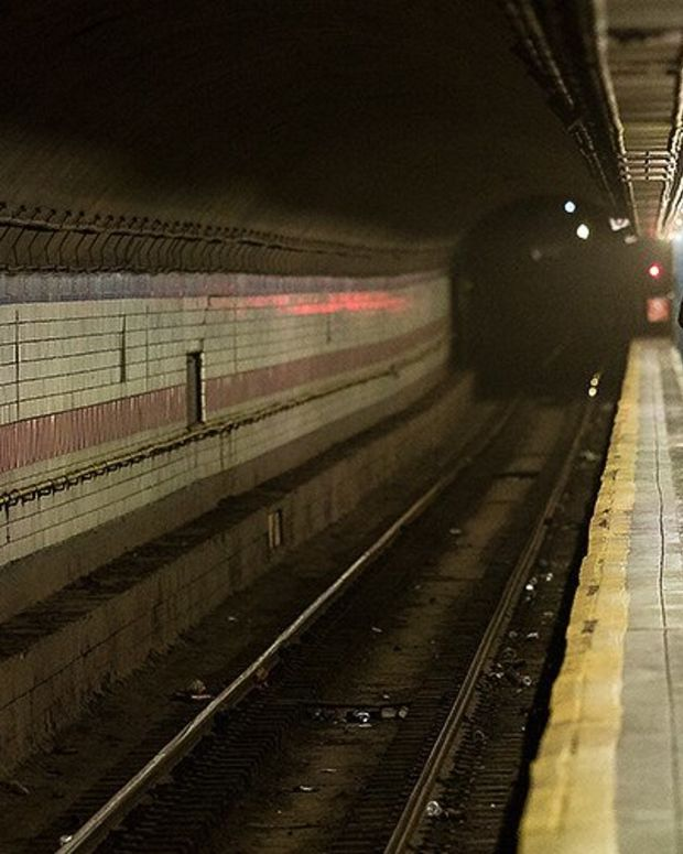 Woman's Legs Severed In NYC Subway Accident Promo Image