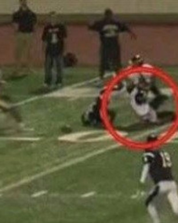 Football Player Killed In Middle Of Field With Hundreds Of People Watching, Cameras Rolling (Video) Promo Image