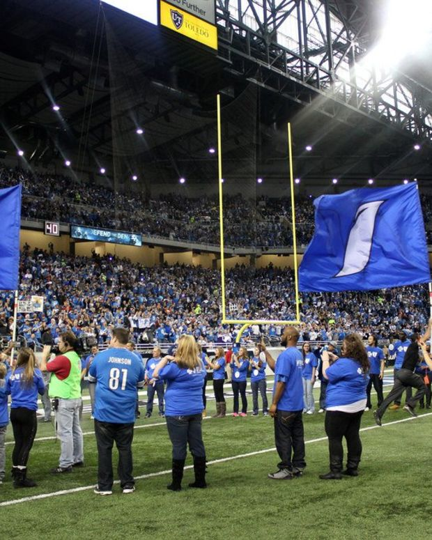 Couple Called Racial Slur At Lions Game (Photos) Promo Image