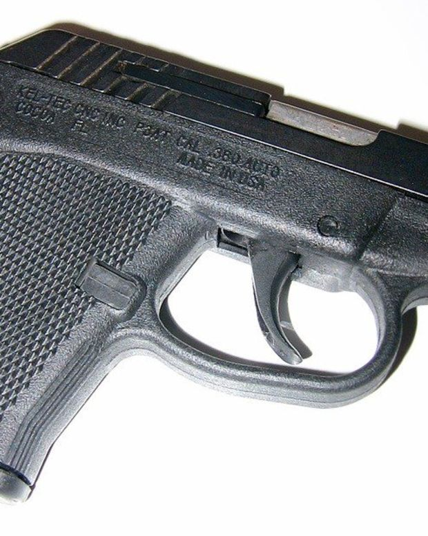 Police: Fully Loaded Gun Was Stashed In Woman's Vagina Promo Image
