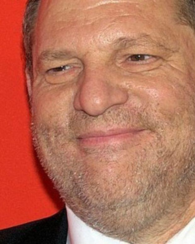 Clinton Foundation Keeping Harvey Weinstein's Donation Promo Image