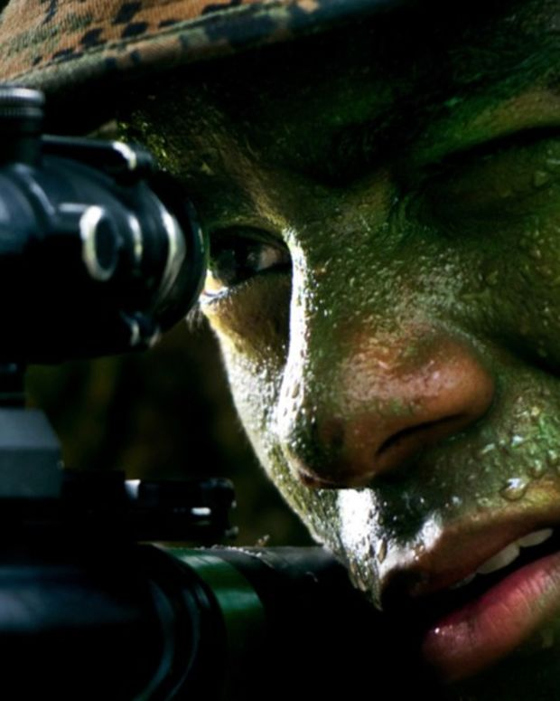 Marines Share Photo Of Nude Unconscious Woman Promo Image