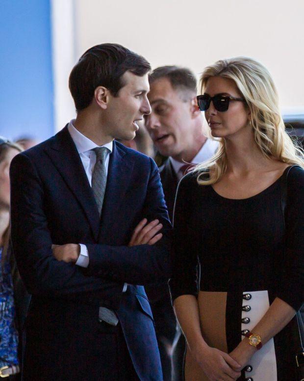 House Democrats Want Kushner Family Clearance Revoked Promo Image