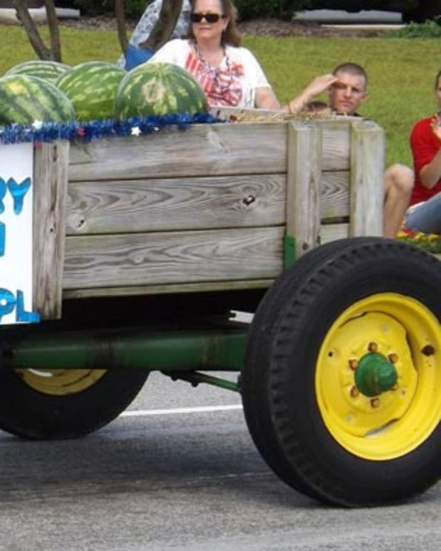 controversial float
