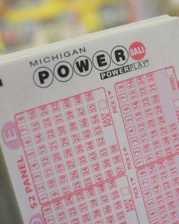 Michigan Powerball Ticket