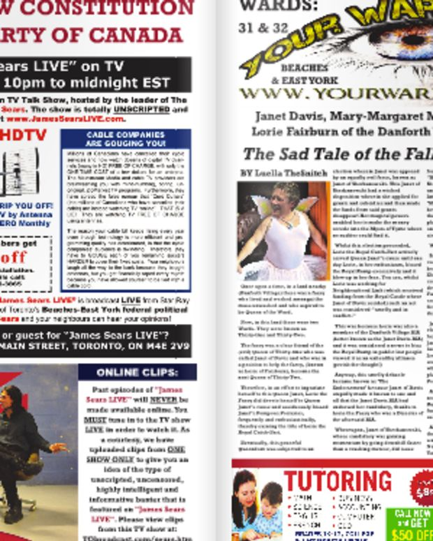 Your Ward News.