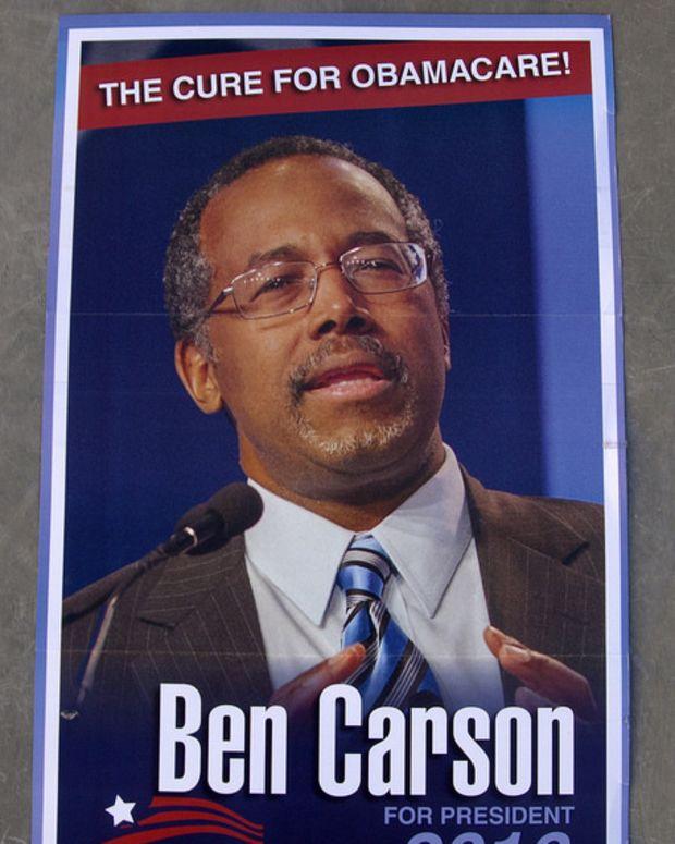 Ben Carson.