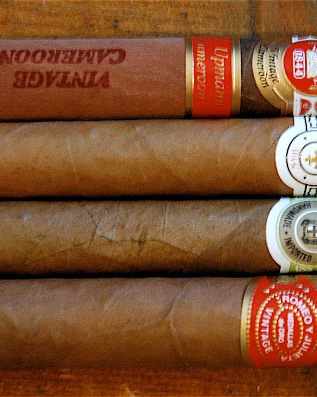 Cuban Cigars.