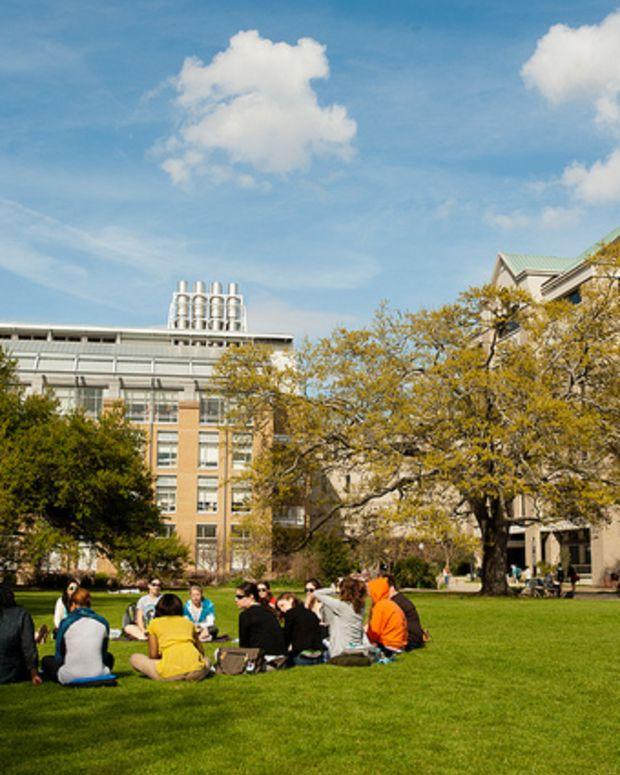 University Campus.