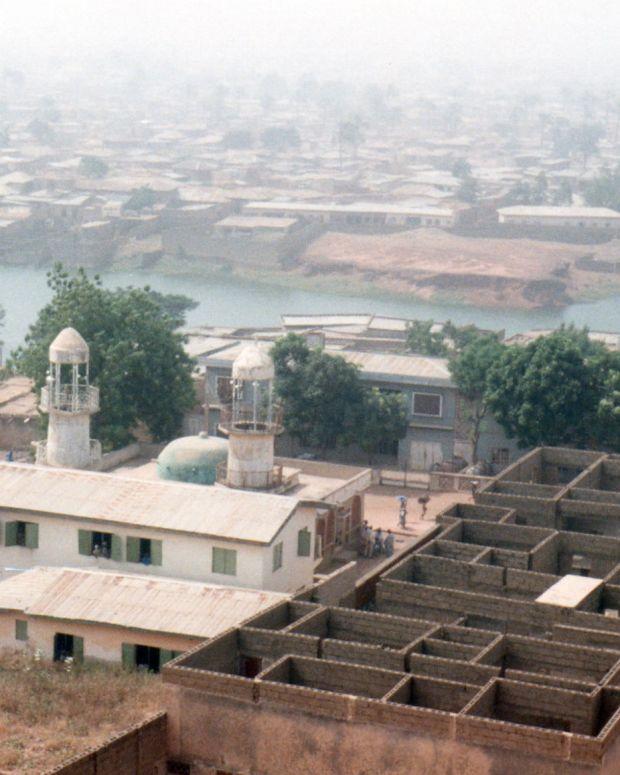 Kano, Nigeria.