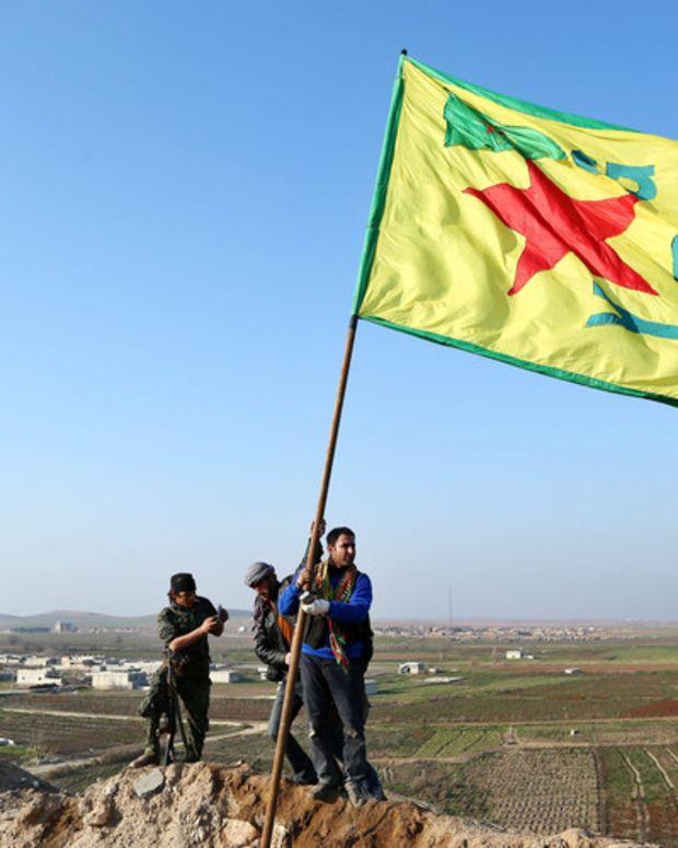 kobaneflag