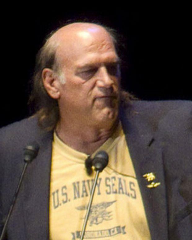 Former Minnesota Gov. Jesse Ventura.