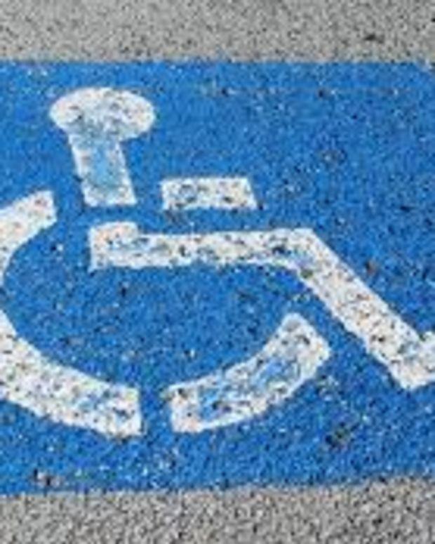 Handicap Parking.