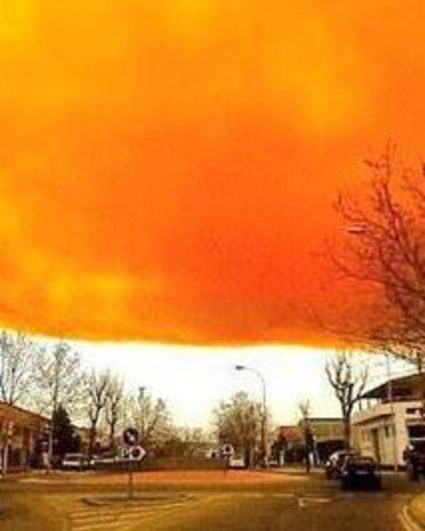 Orange Cloud.