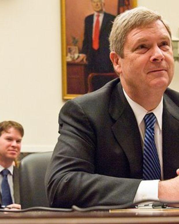 U.S. Agriculture Secretary Tom Vilsack.