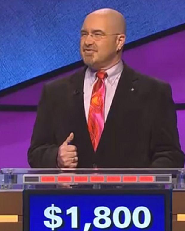 Jeopardy Screen Shot.