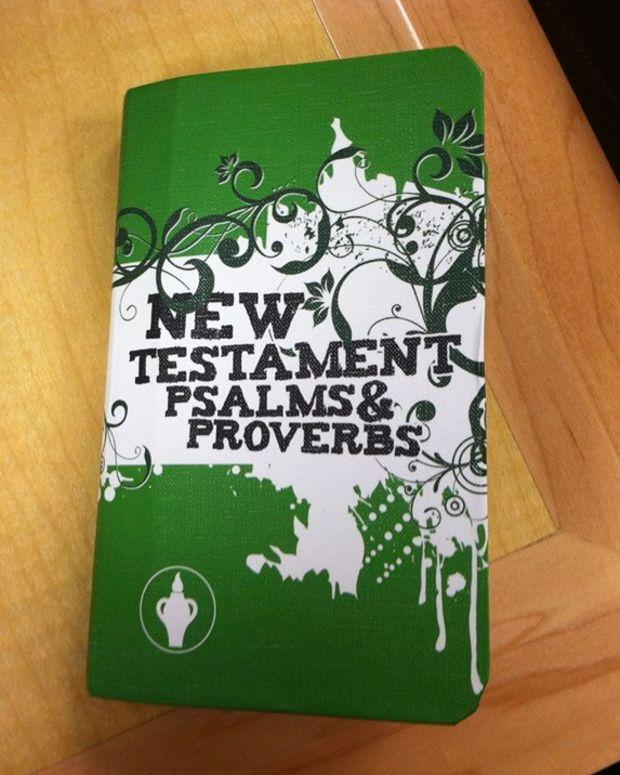 Gideon Bible.