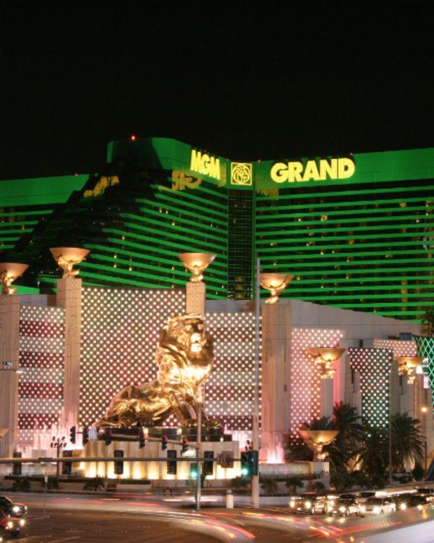 MGM Grand.