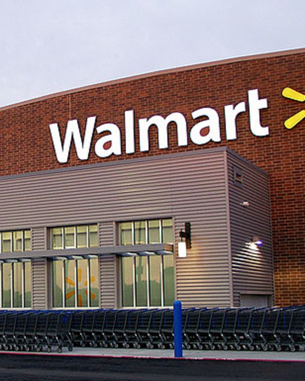 Wal-Mart.