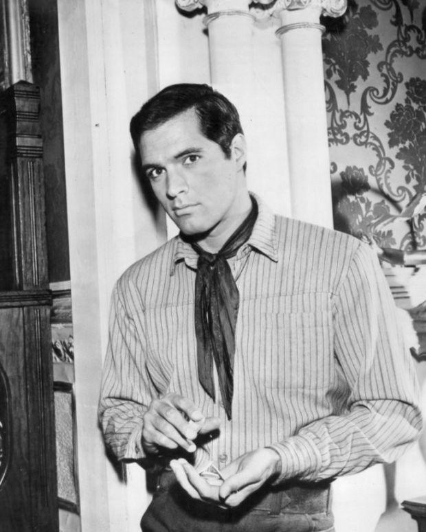 'Psycho' Actor John Gavin Dead At 86 Promo Image