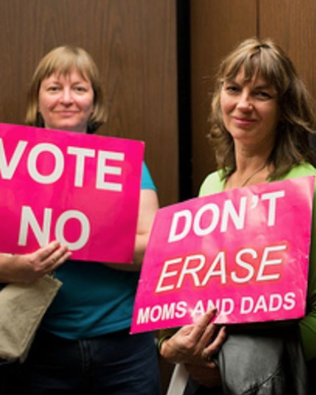 Evangelical Christians Are Less Opposed To Gay Marriage Promo Image