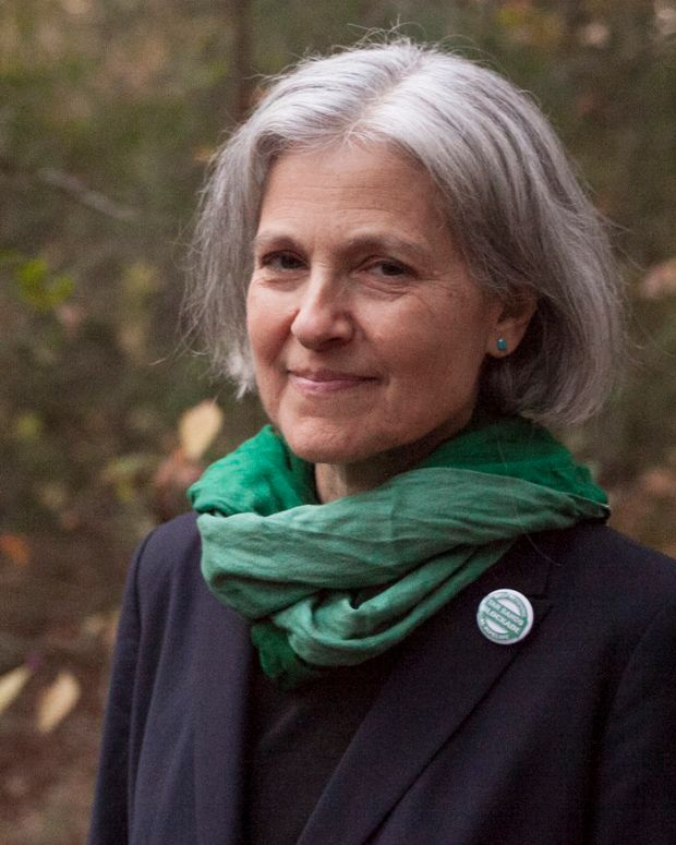 Jill Stein Courts Sanders For Green Party Run Promo Image