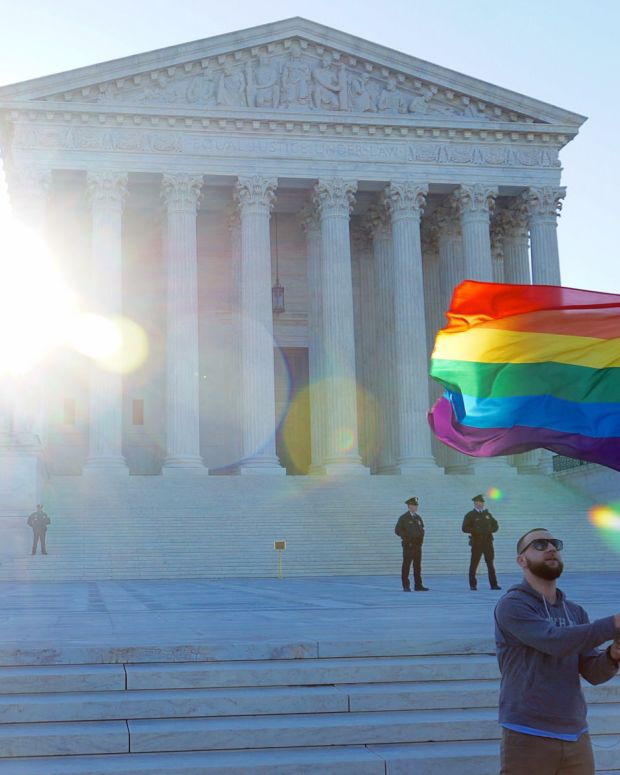 Supreme Court: Lesbian Woman Granted Parental Rights Promo Image
