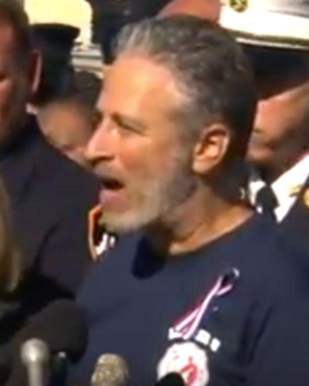 Jon Stewart First Responders